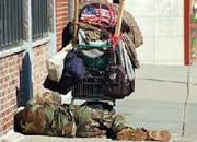 Feature Image: Study: Homelessness Risk Among Veterans